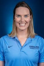 Allyson Sweeney, Assistant Swimming Coach